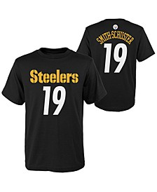 Big Boys Juju Smith-Schuster Pittsburgh Steelers Mainliner Player T-Shirt