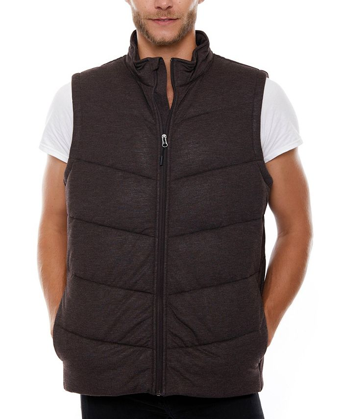 Be Boundless - Voyager Quilted Knit Vest