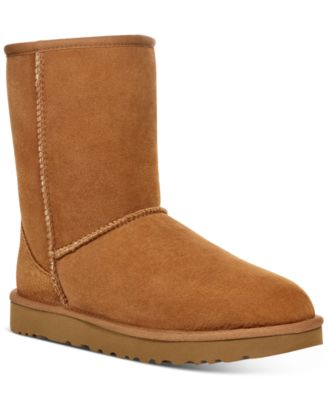 Women's Classic II Genuine Shearling Lined Short Boots