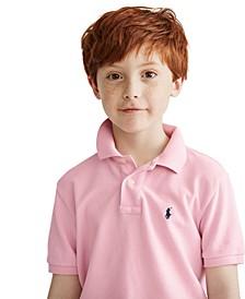 Little Boys Pique Polo