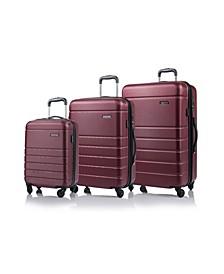 Journey Hardside 3-Pc. Luggage Set
