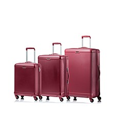Aspire Hardside 3-Pc. Luggage Set