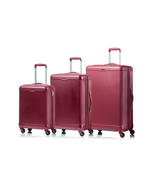 CHAMPS Aspire Hardside 3-Pc. Luggage Set