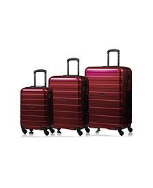 Ice Hardside 3-Pc. Luggage Set