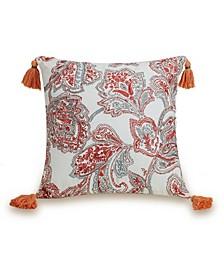 """Coral Gables 16"""" Decorative Pillow"""