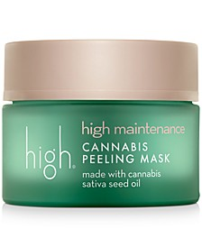 High Maintenance Cannabis Peeling Mask, 1.7-oz.
