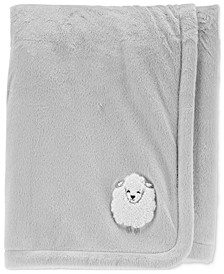 Baby Plush Sheep Blanket
