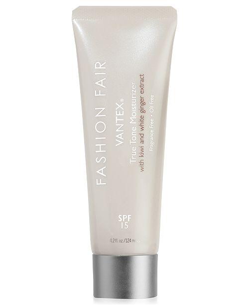Fashion Fair Vantex® True Tone Moisturizer SPF 15, 4.2 oz