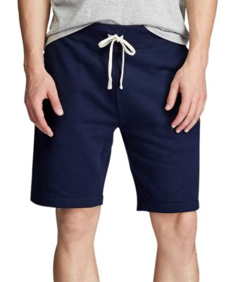 폴로 랄프로렌 Polo Ralph Lauren Mens 9.5 Cotton-Blend-Fleece Shorts