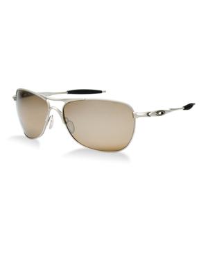 Oakley Polarized Ti Crosshair Sunglasses, OO6014