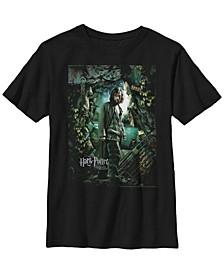 Harry Potter The Prisoner Azkaban Sirius Black Poster Little and Big Boy Short Sleeve T-Shirt
