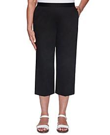 Petite Classics Capri Pull-On Pants