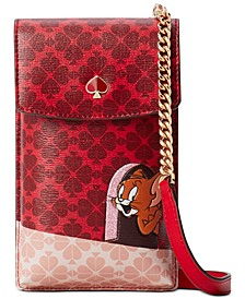 Tom & Jerry Phone Crossbody