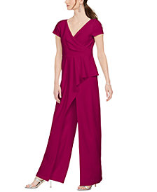 Adrianna Papell Wide-Leg Jumpsuit
