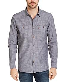 Men's Chambray Two-Pocket Shirt