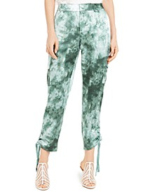 INC Tie-Dye Joggers, Created for Macy's