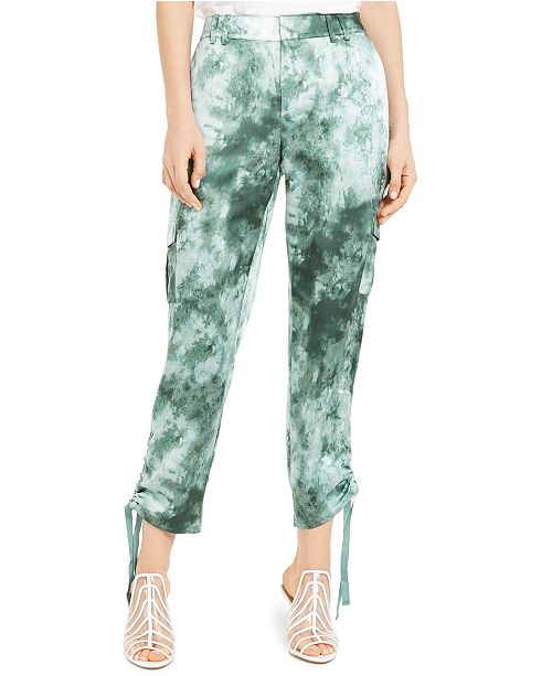 INC International Concepts INC Tie-Dye Joggers, Created For Macy's