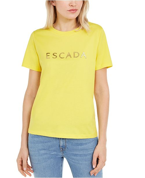 Escada Cotton Logo T-Shirt