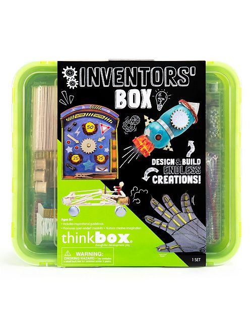 Think Box Inventors Box