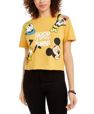 Good Times Juniors T-Shirt Disney