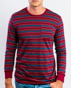 Men's Casual Comfort Soft Crewneck Longsleeve T-Shirt