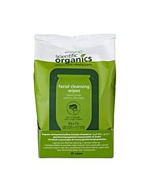 Scientific Organics Facial Cleansing Wipes