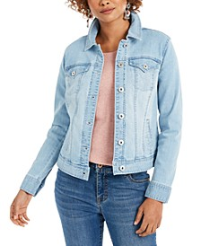 Basic Denim Jacket, Created for Macy's