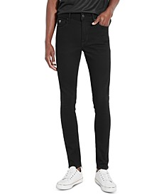 Men's Skinny-Fit Stretch Jeans