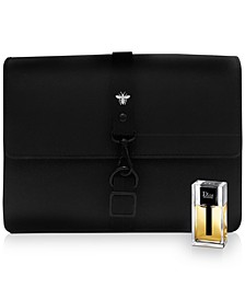 Receive a complimentary Eau de Toilette Pouch and Mini Deluxe with any $150 Dior Men's Fragrance Purchase
