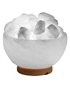 Fire Bowl Himalayan Salt Lamp