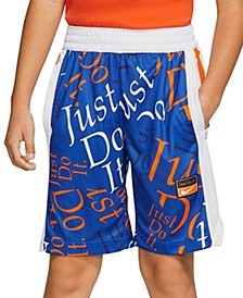 Big Boys Elite Basketball Shorts