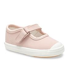 Infant Girl Champion Toe Cap Mary Jane Crib Sneaker