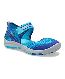 Kids Toddler, Little and Big Girl Hydro Monarch Water Sandal