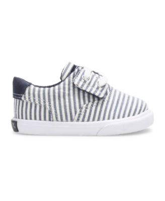 SPERRY Kids Striper Ii//White Sneaker