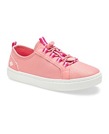 Little and Big Girl Abyss Washable Sneaker