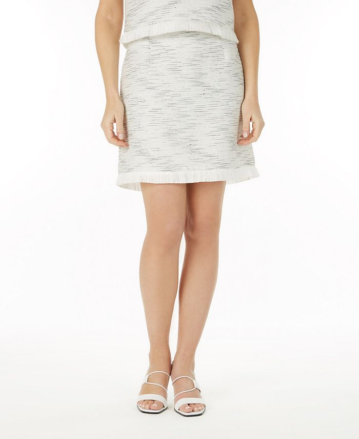 Laundry by Shelli Segal - Tweed Skirt