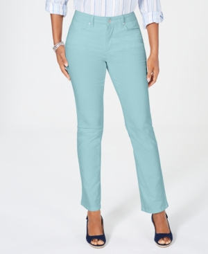 Charter Club Straight jeans LEXINGTON STRAIGHT-LEG JEANS, CREATED FOR MACY'S