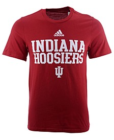 Men's Indiana Hoosiers Locker Stacked T-Shirt