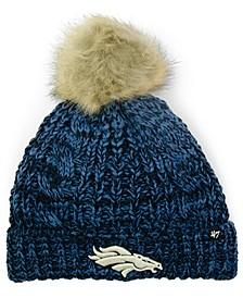 Women's Denver Broncos Meeko Knit Hat