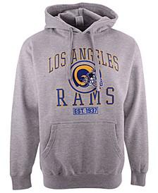 Men's Los Angeles Rams Established Hoodie