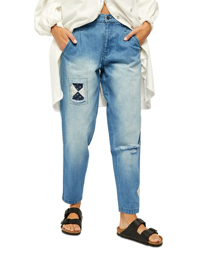 Free People Down To Earth Jeans
