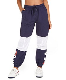 Gia Colorblocked Wind Pants
