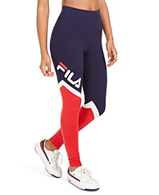 Roxy Colorblocked High-Waist Leggings