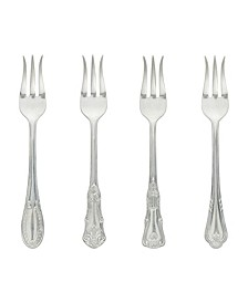 Vintage Set/4 Cocktail Forks