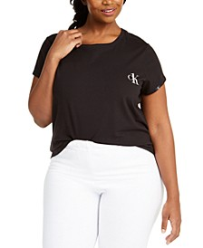 CK One Plus Size Lounge T-Shirt