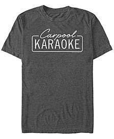 James Corden Karaoke Short Sleeve T- shirt