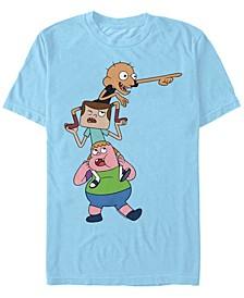 Men's Clarence Best Friends Short Sleeve T- shirt