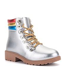 Little Girls Shine On Boot
