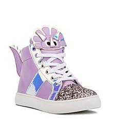 Big Girls Shine Bright Sneaker