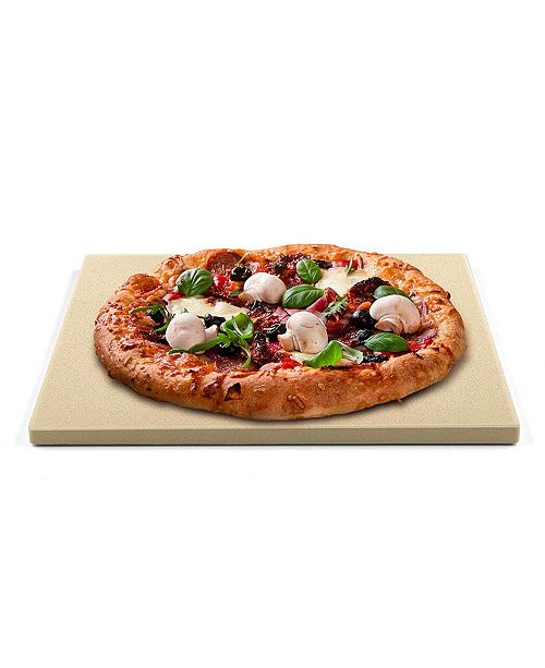 Cook N Home Pizza Grilling Baking Stone